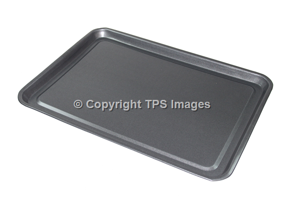 Cookie Tray coated with a Non-Stick Finish