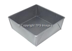 8 Inch Square Cake Tin