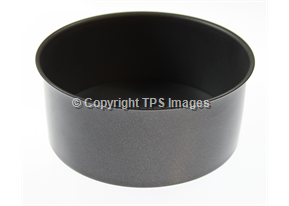 Loose Base Cake Tin with a Non-Stick Finish