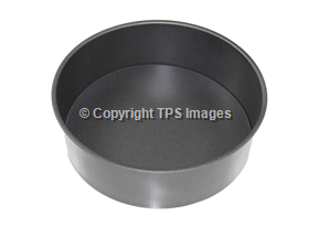 23cm Loose Bottomed Cake Tin with a Non-Stick Finish