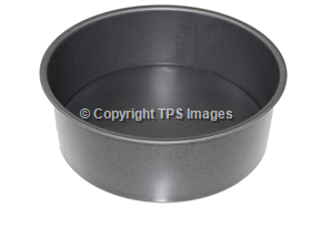 Deep Round Cake Tin with a Non-Stick Finish