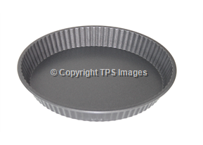 Fluted Tart Tin with a Non-Stick Finish