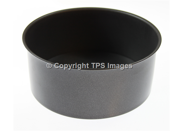 Loose Base Cake Tin Small Round Cake Tin 17cm Cake Tin