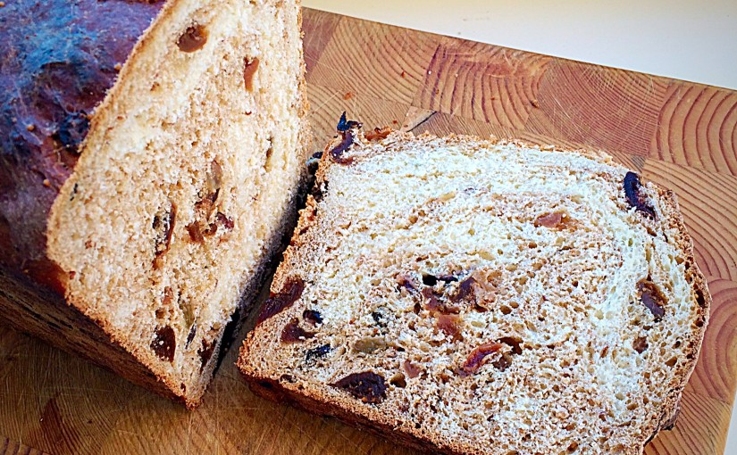 Spiced Fruit Loaf
