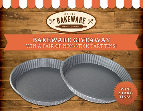 Win 2 Tart Tins