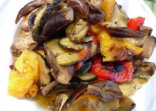 Mediterranean Tray Bake